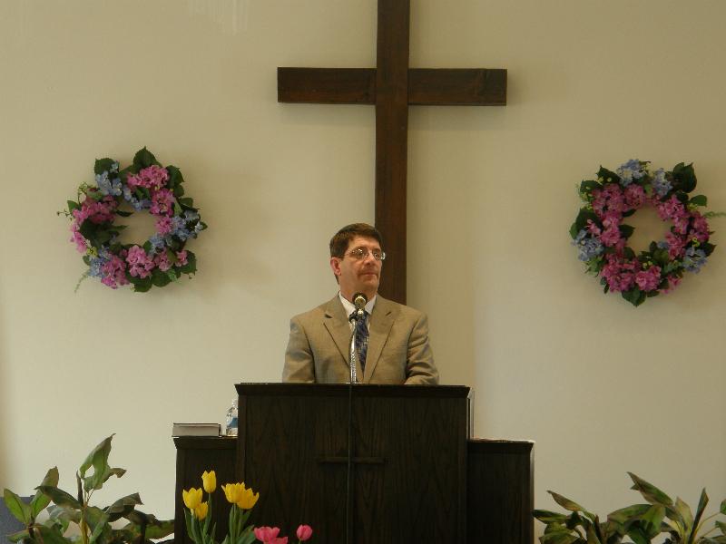 Pastor Verdu